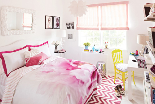Featured Image of Teen Pink Bedroom Makeover Ideas