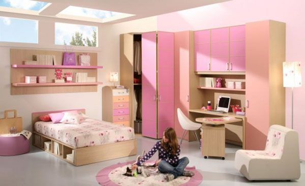 Featured Image of Teenage Girl Bedroom Ideas
