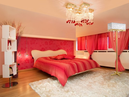 Featured Image of The Elegant Romantic Bedroom