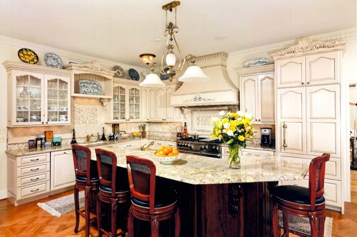 Traditional european kitchen design ideas 8183 house for Traditional kitchen ideas 2016