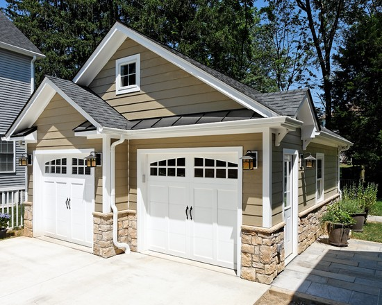 Featured Image of Traditional Garage Design Ideas
