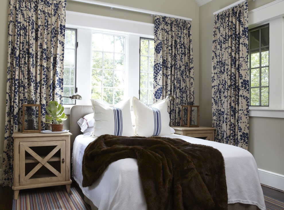 Featured Image of Traditional Nautical Bedroom Curtain