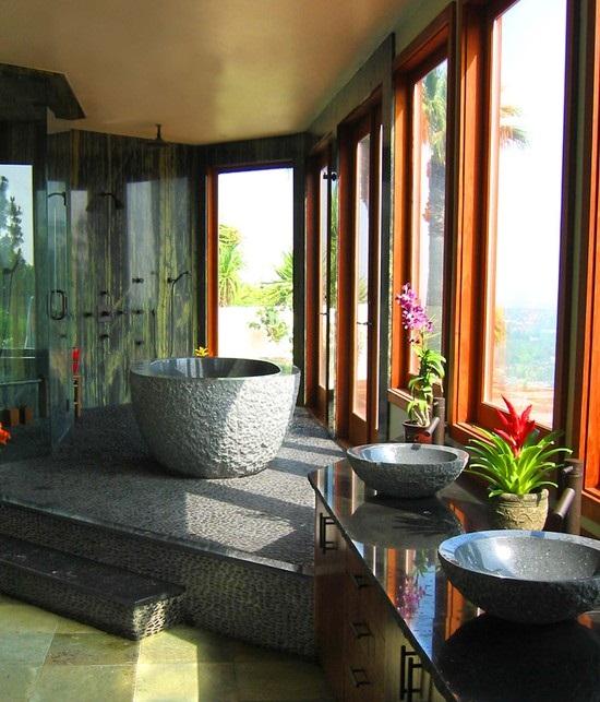 tropical bathroom decoration ideas 5794 house