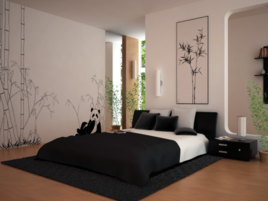 asian themed bedroom decor ~ dact