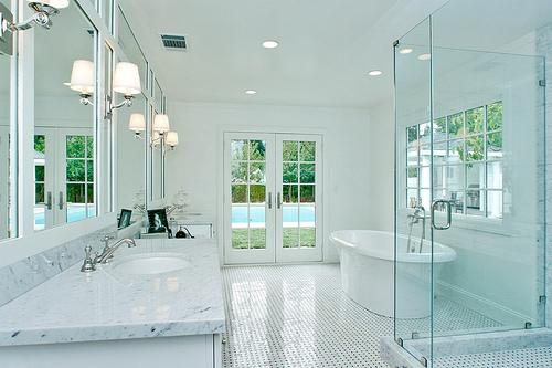 Featured Image of Unique Bathroom Modern Design Ideas