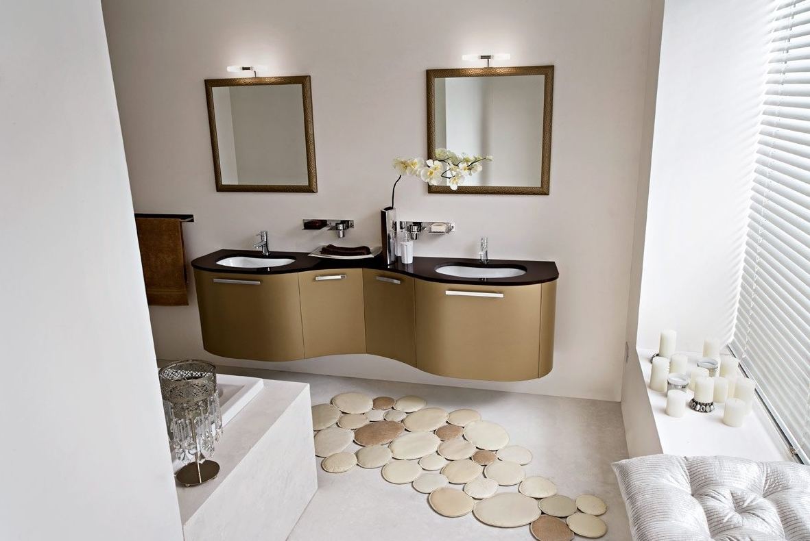 Featured Image of Unique Bathroom In Modern Nuance