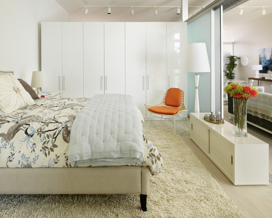 Featured Image of White Bedroom Furniture Decoration Ideas
