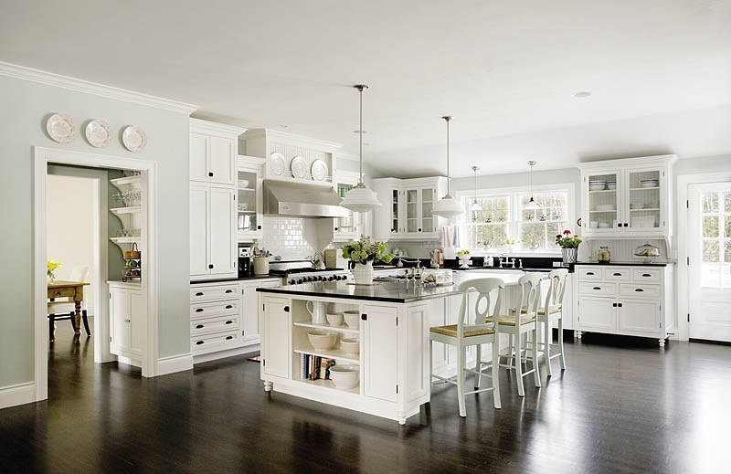 Featured Image of White Kitchen Colors For