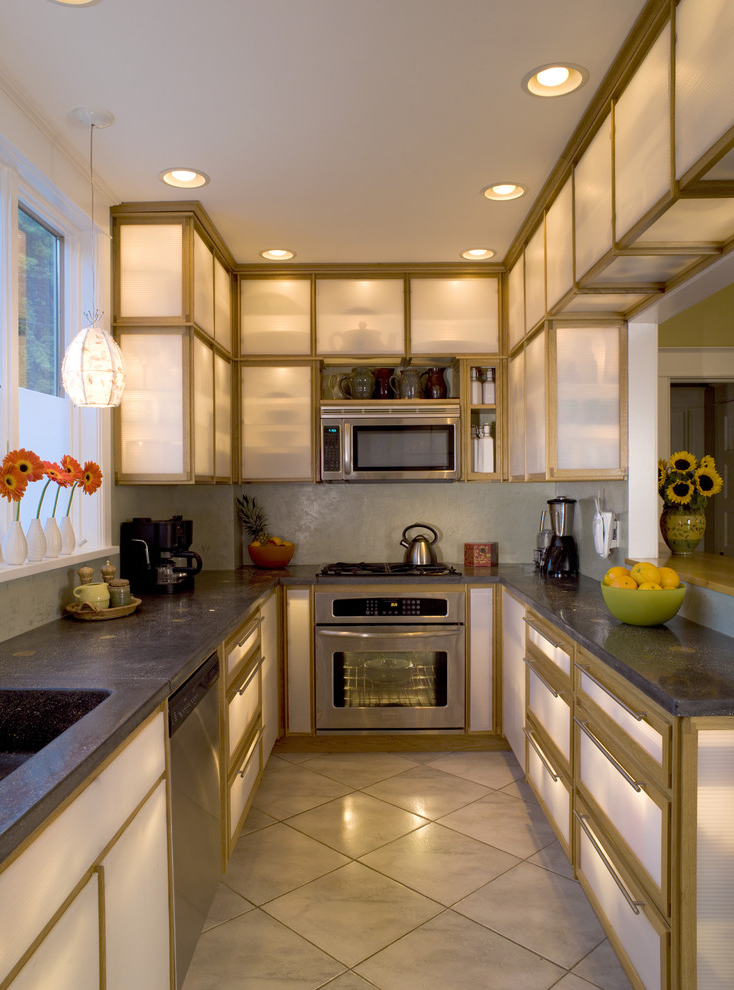 Featured Image of Wonderful Lighting For Small Modern Kitchen