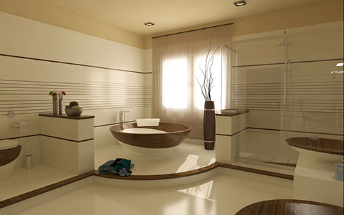 Featured Image of Wood Bathroom Design Ideas