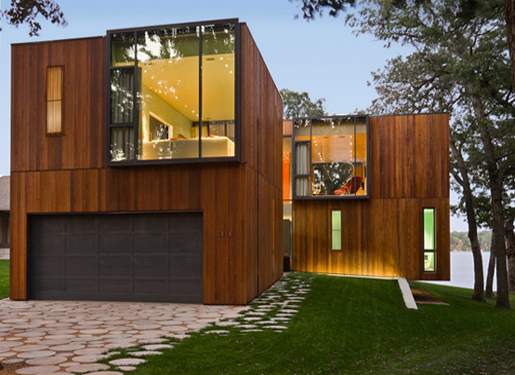 Featured Image of Wood House Modern Design Ideas