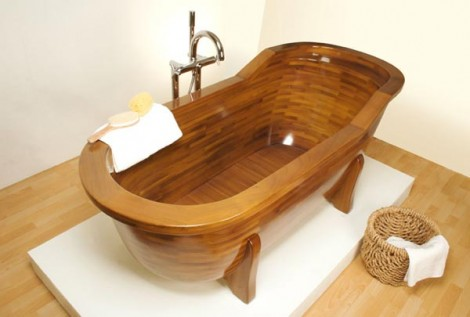 Featured Image of Wooden Bathroom Furniture Design Ideas