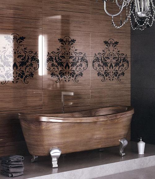 Featured Image of Wooden Bathroom Interior Design Ideas