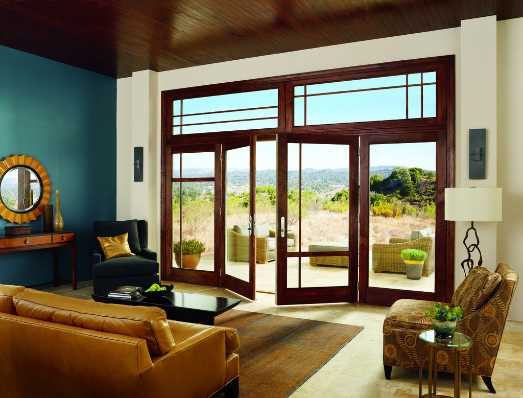 Featured Image of Wooden French Door