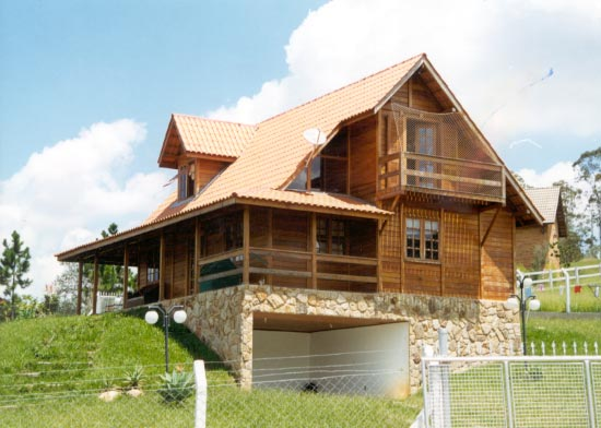 Featured Image of Wooden House Modern Design
