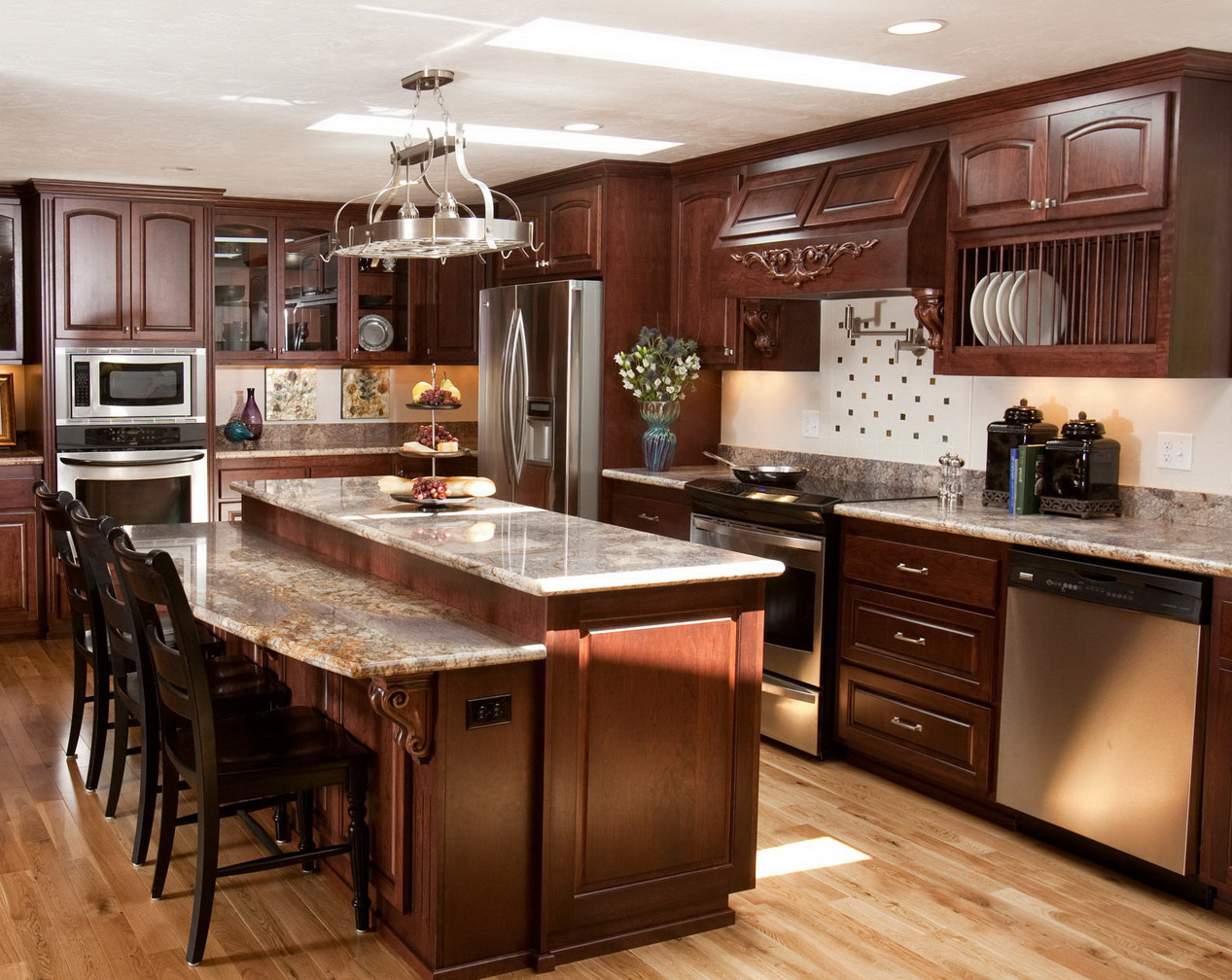 Featured Image of Wooden Italian Kitchen Decor