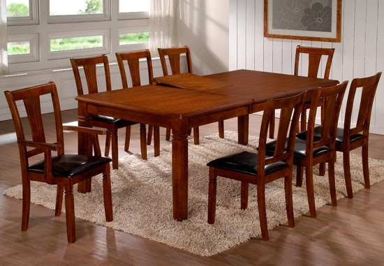 Featured Image of Wooden Kitchen Tables And Chairs Ideas