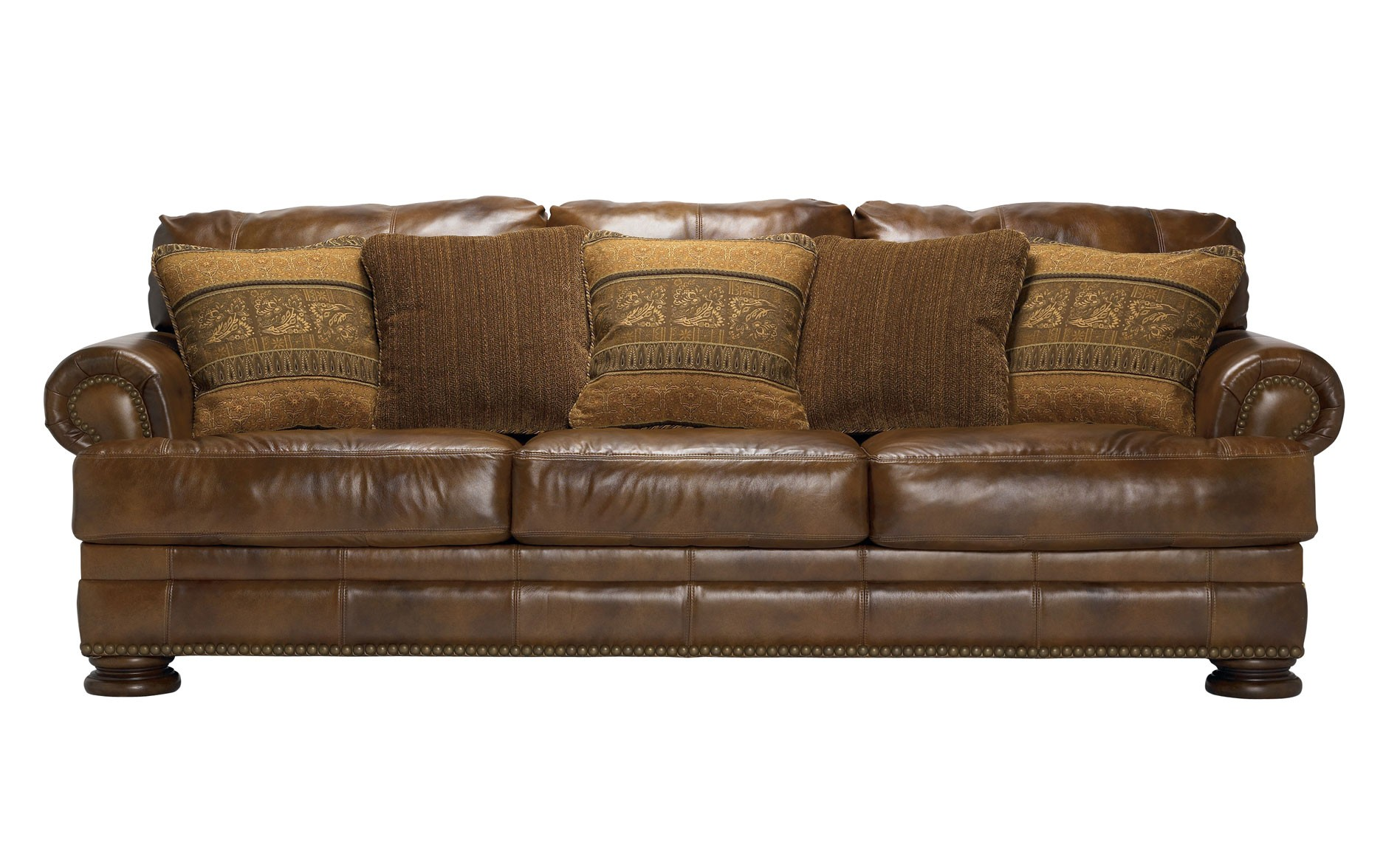 Featured Image of Ashley Leather Sofa Furniture
