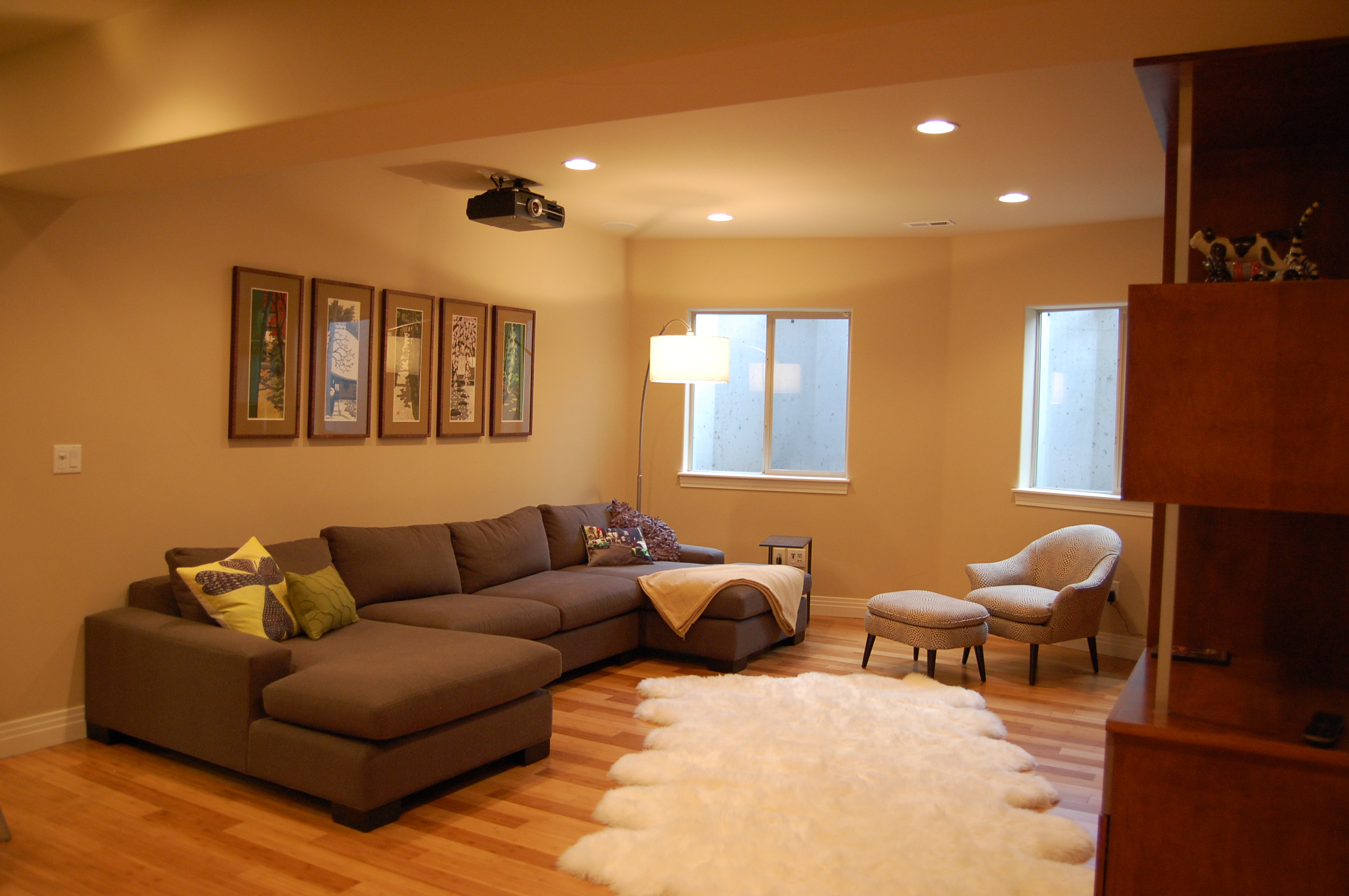 Featured Image of Basement Into The Living Room