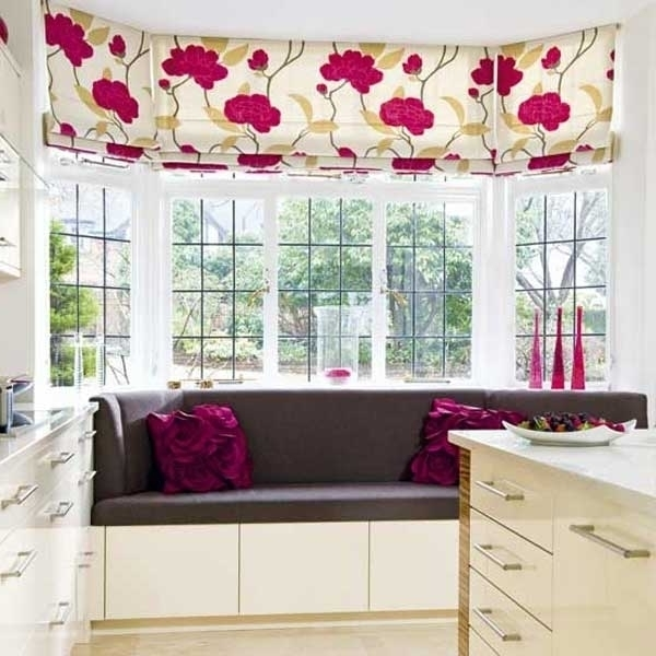 Featured Image of Bay Windows Kitchen Decorating Ideas