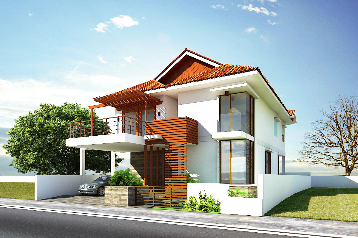 Beautiful contemporary house exterior ideas 7903 house for Beautiful home designs