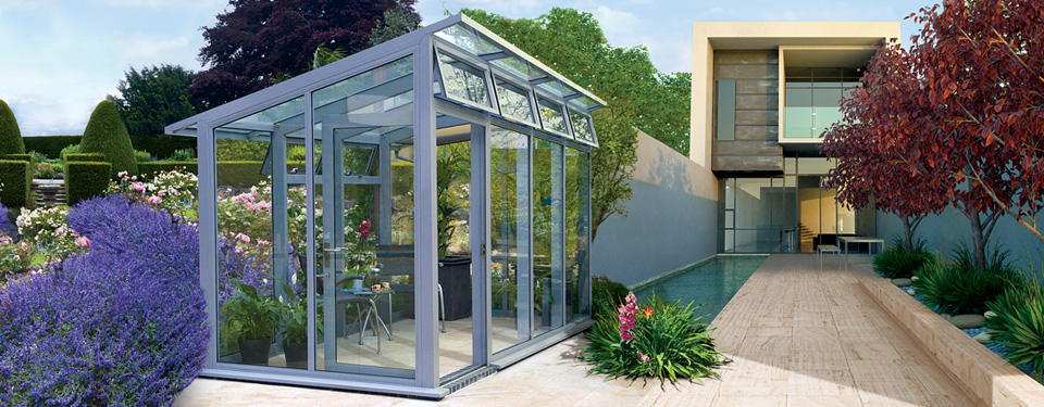 Featured Image of Beautiful Green House Modern Design