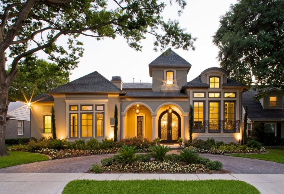 Featured Image of Best Contemporary House Exterior And Garden