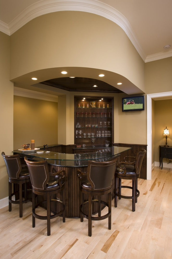 Featured Image of Classic Style Home Bar Furniture