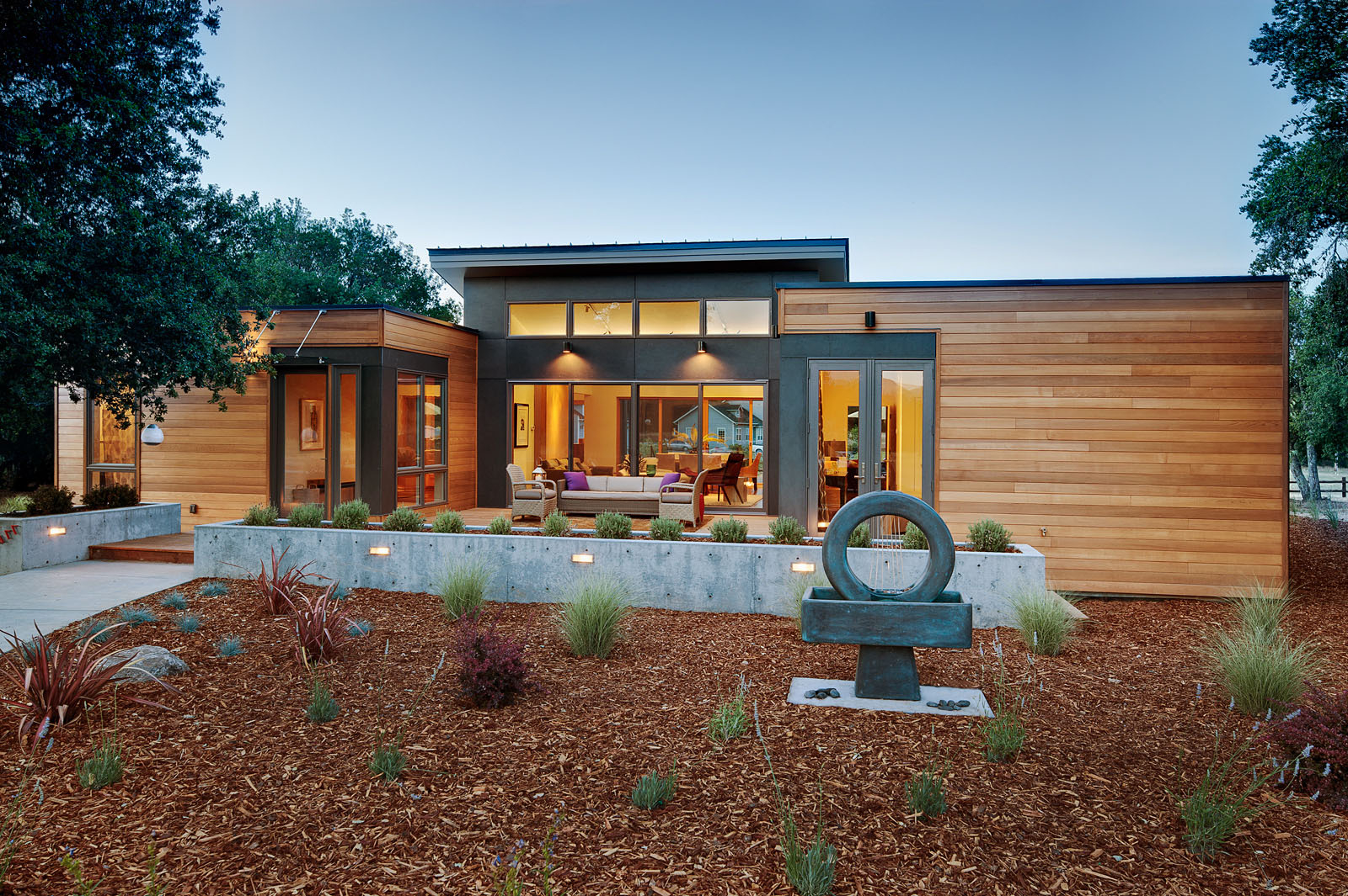 Featured Image of Contemporary Modern Small Prefab Home