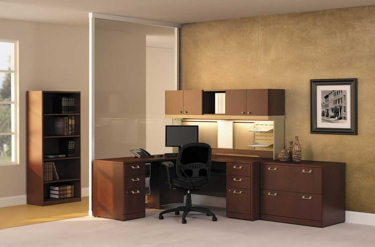 Featured Image of Deluxe Modular Home Office Furniture