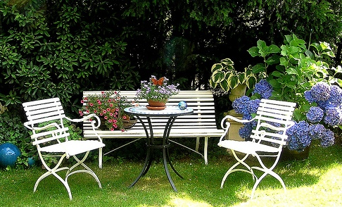 Featured Image of Furniture Decorate Your Garden