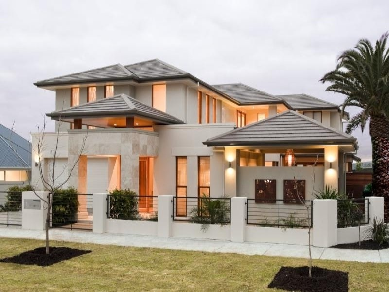 Pleasing Modern House Exterior Largest Home Design Picture Inspirations Pitcheantrous