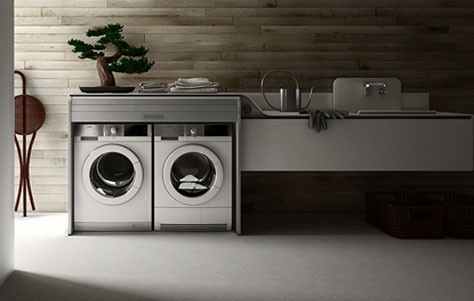 Featured Image of Laundry Room In Kitchen
