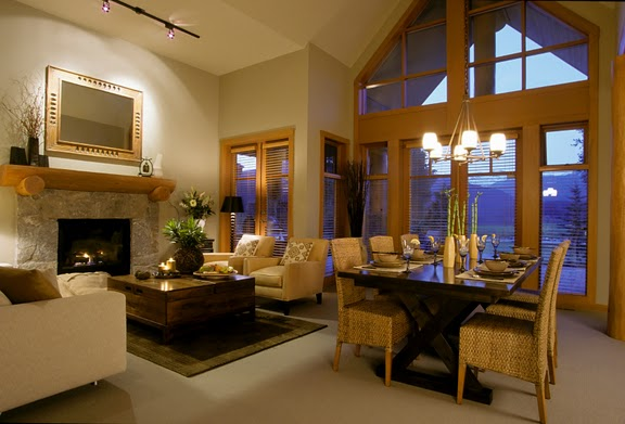 Featured Image of Living Room Dining Room Interiors