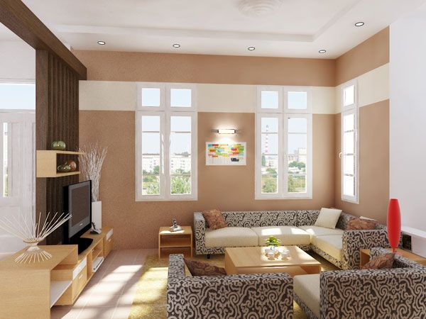 Featured Image of Living Room Rendering