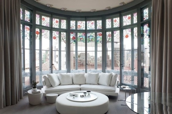 Featured Image of Luxury Bay Windows Curtains