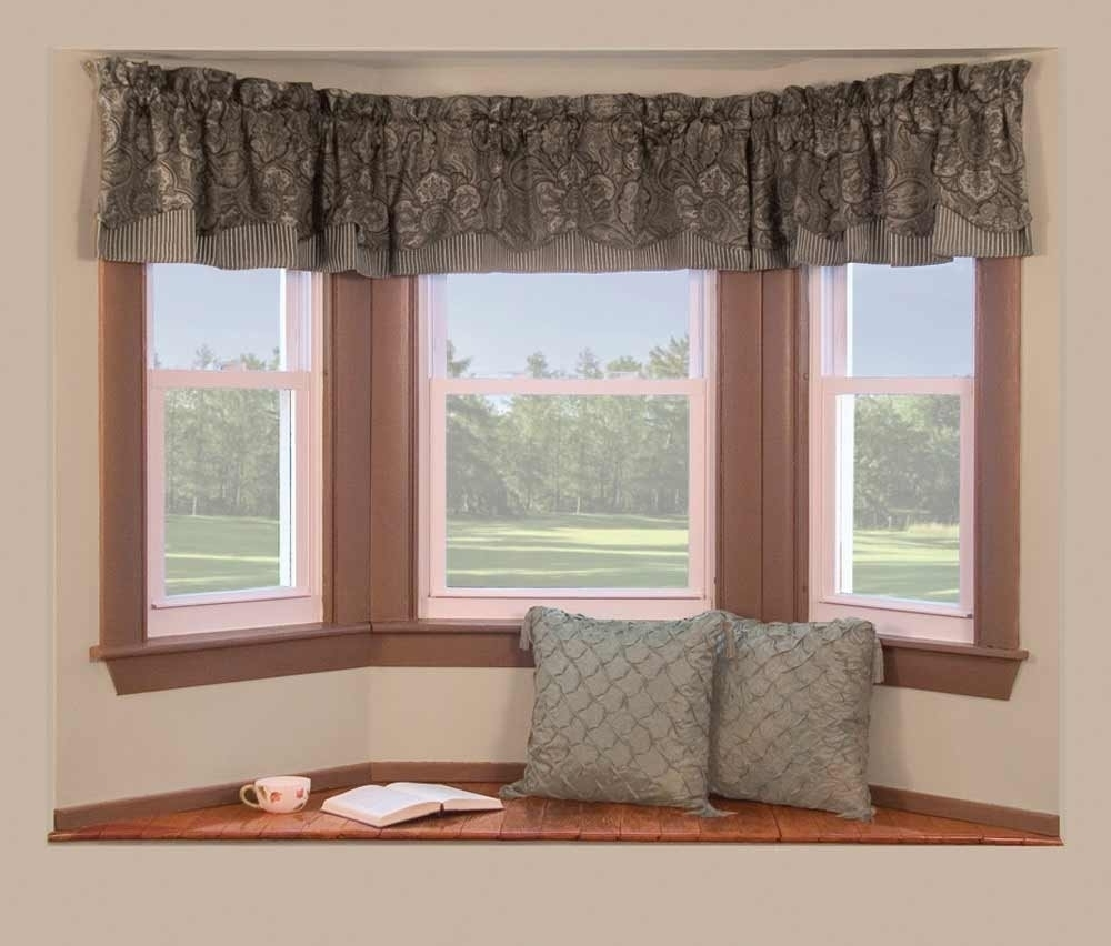 Featured Image of Minimalist Bay Windows Decor