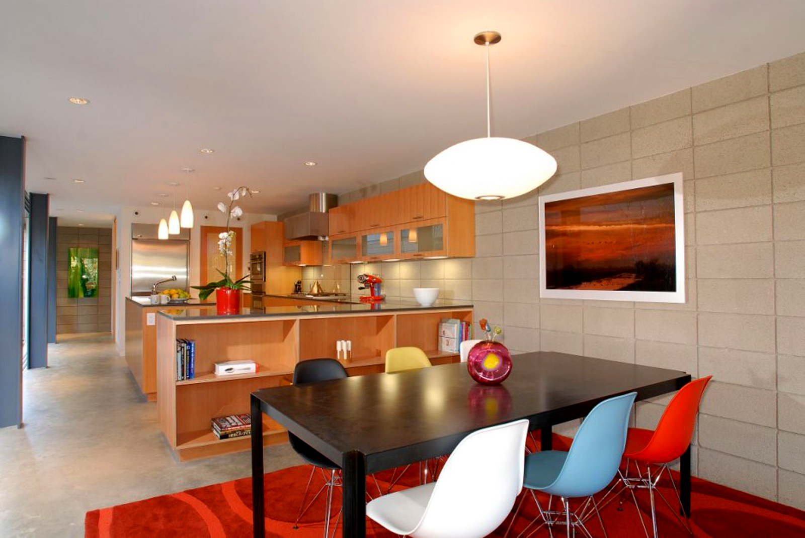 Featured Image of Minimalist Design Of Contemporary American Kitchen