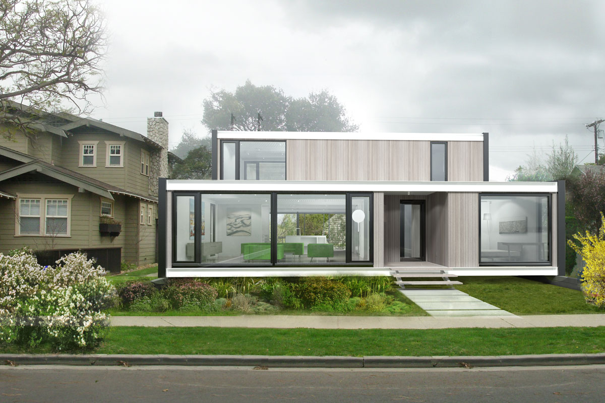 Featured Image of Minimalist Modern Prefab Homes