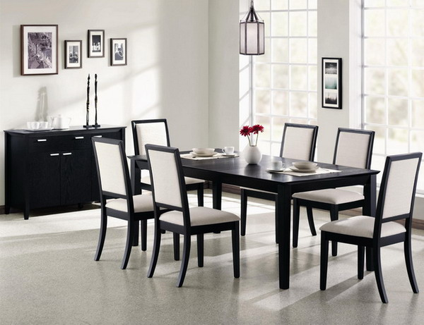 Featured Image of Modern Dining Room Furniture Idea