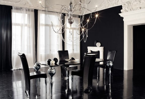 Featured Image of Modern Dining Room Inspiration