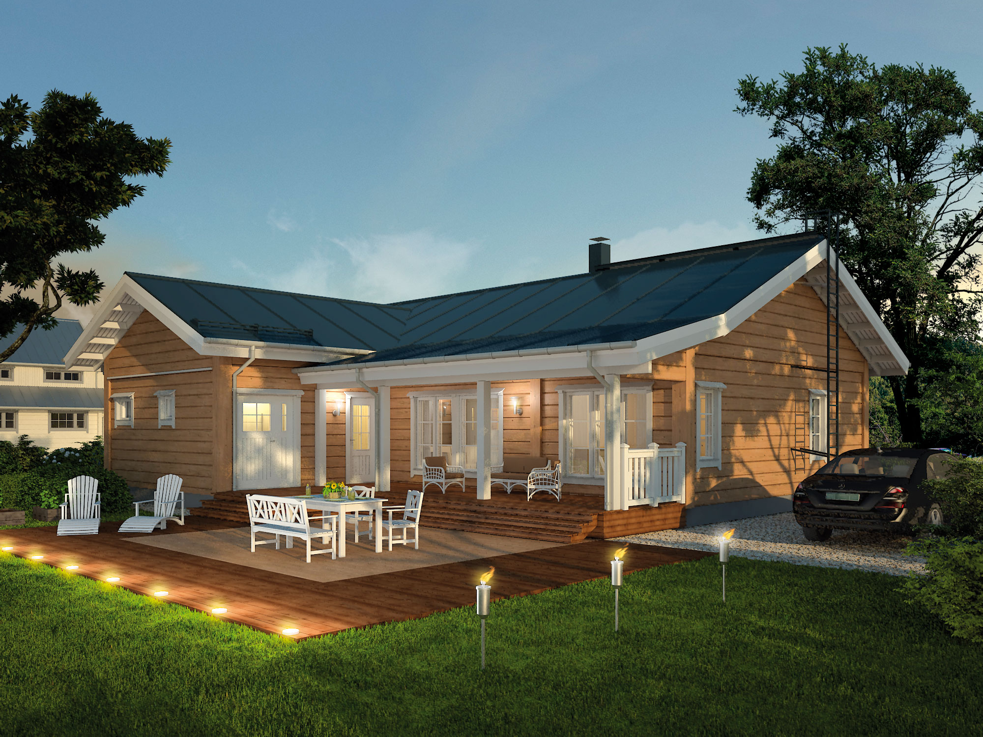 Featured Image of Modern Prefab Home Design Concept