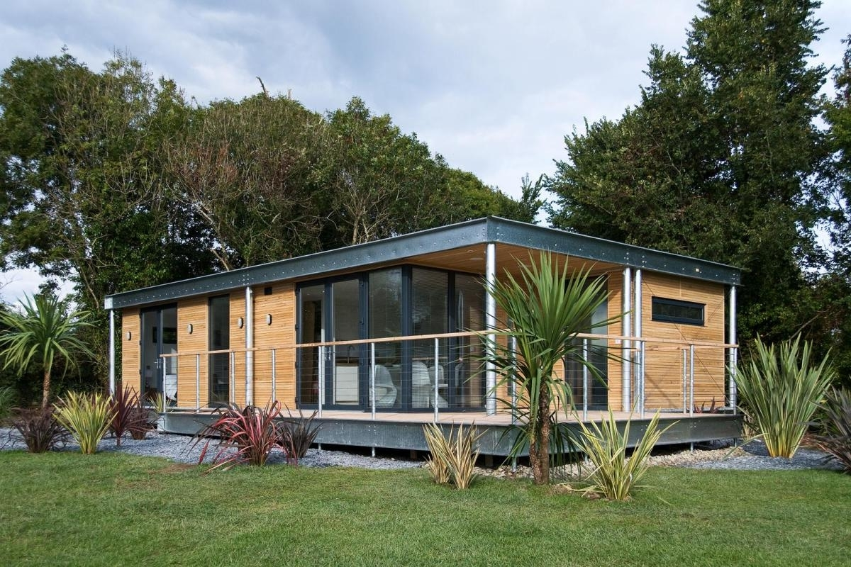 Featured Image of Modern Small Prefab Homes
