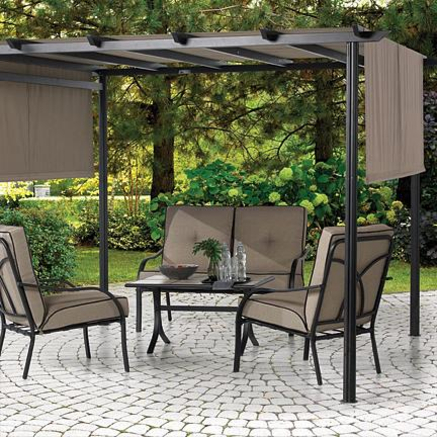 Featured Image of Outdoor Gazebo Design Ideas