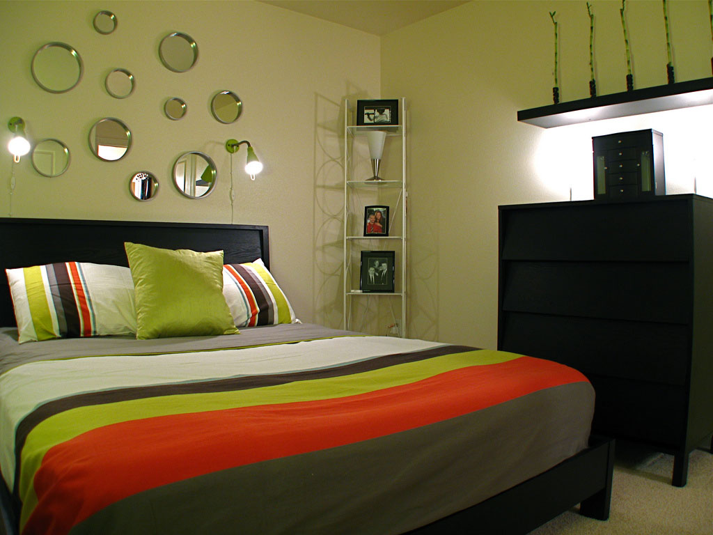 Featured Image of Simple Bedroom Interior Design
