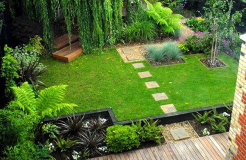 Featured Image of Simple Elegant Garden Decoration