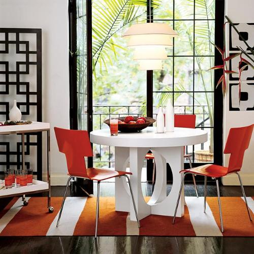 Featured Image of Small Dining Room Interior Design Ideas