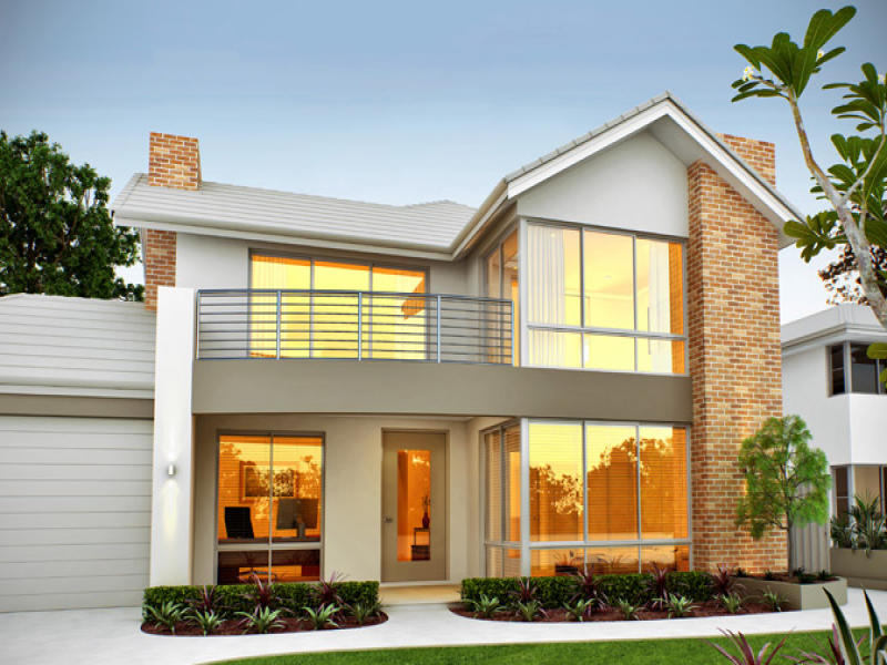 Featured Image of Small Modern Home Exterior Design Trend
