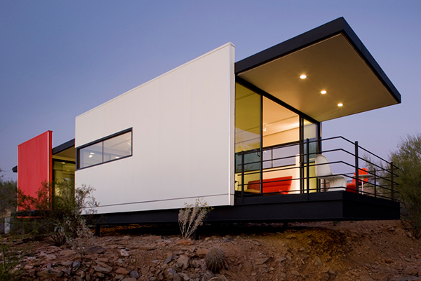 Featured Image of Small Modern Prefab Home Design