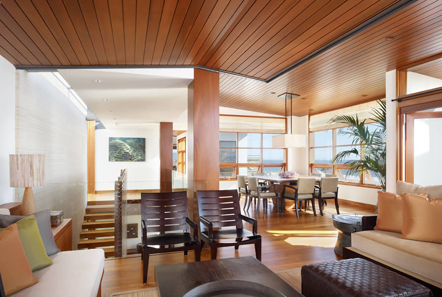 Featured Image of Wood House Interior Designs Ideas